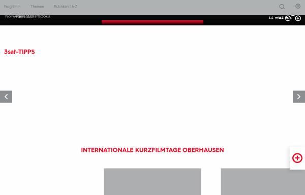 Vorschau von www.3sat.de, 3sat
