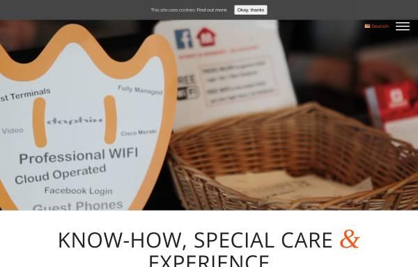 Vorschau von www.daphix.de, DaPhi - Strobl & Krey GbR