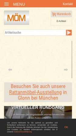 Möm Möbelhaus Für Rattanmöbel Rattanmöbel Glonn Moemde