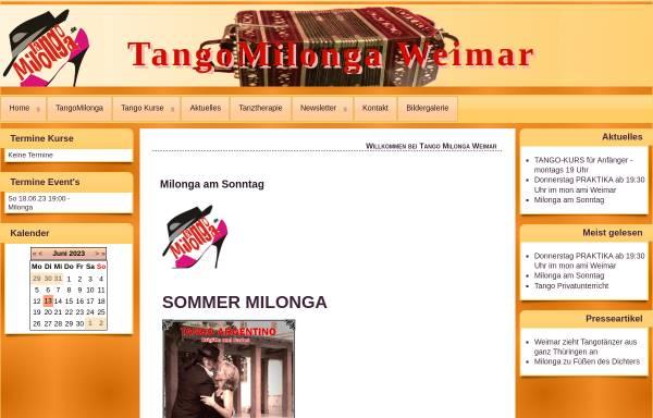Vorschau von www.tangomilonga.de, Carlos Tapia