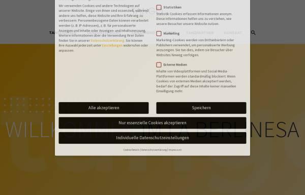 Vorschau von www.tangotanzen.de, Ines & Ulrich