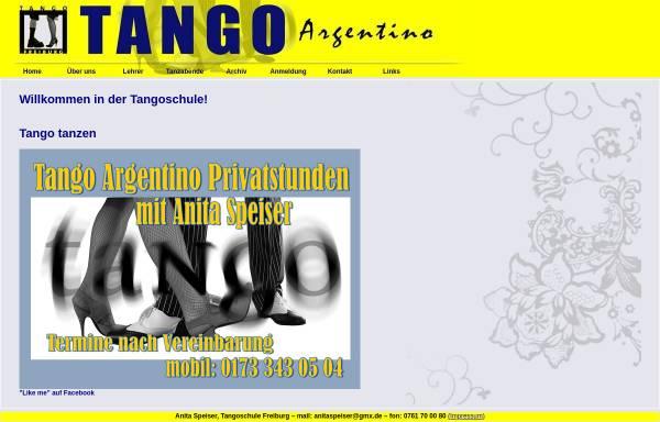 Vorschau von www.tangofreiburg.de, It takes two to tango