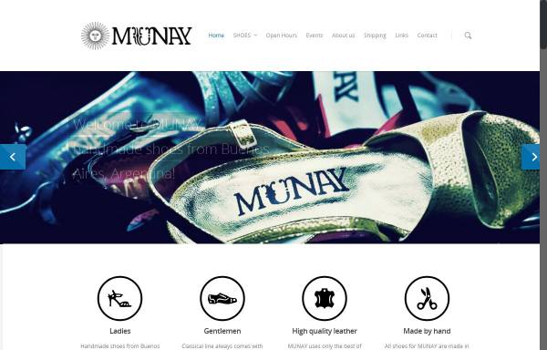 Vorschau von www.munay.ch, munay.ch, Irma Gross