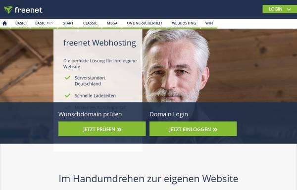 Vorschau von freenet-homepage.de, Meininger