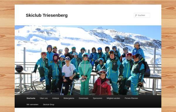 Vorschau von www.sctriesenberg.li, Ski-Club Triesenberg