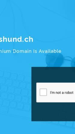 Vorschau der mobilen Webseite www.alltagshund.ch, Hundeschule Wittenbach