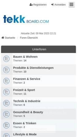 Vorschau der mobilen Webseite www.bundeswehr-modellbau.info, Bundeswehr-Modellbau.info