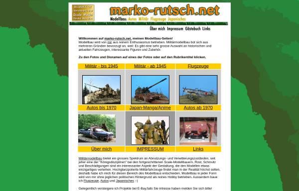 Vorschau von www.marko-rutsch.net, Marko-Rutsch.de