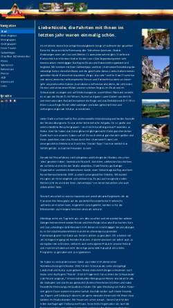 Vorschau der mobilen Webseite www.tours-a-la-carte.com, Tours a la carte