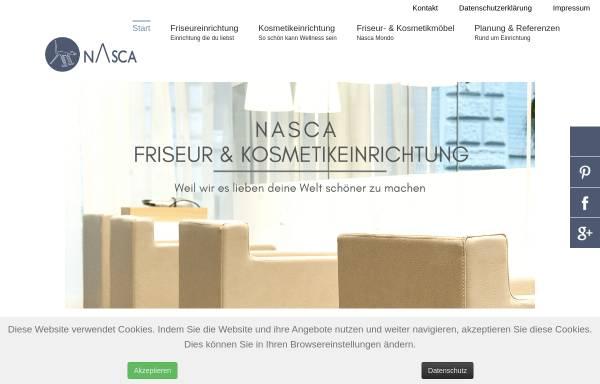 Vorschau von www.nascaline.de, Nasca Line Objekteinrichtungen