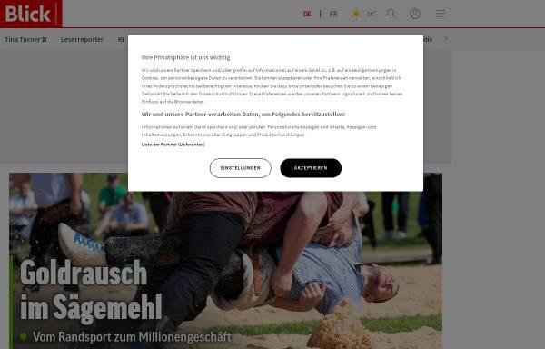 Vorschau von www.blick.ch, Blick