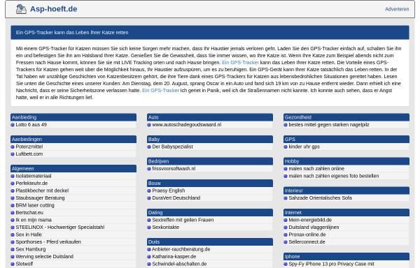 Vorschau von www.asp-hoeft.de, ASP-Hoeft e.K.