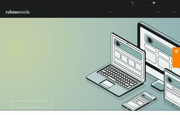 Vorschau von ruhmesmeile.com, ruhmesmeile GmbH