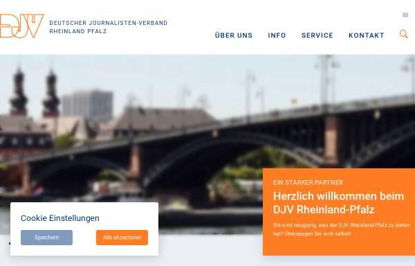 Vorschau von www.djv-rlp.de, DJV Rheinland-Pfalz e.V.