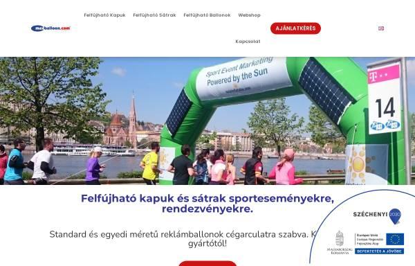 Vorschau von www.maxballoon.com, Maxballoon GmbH