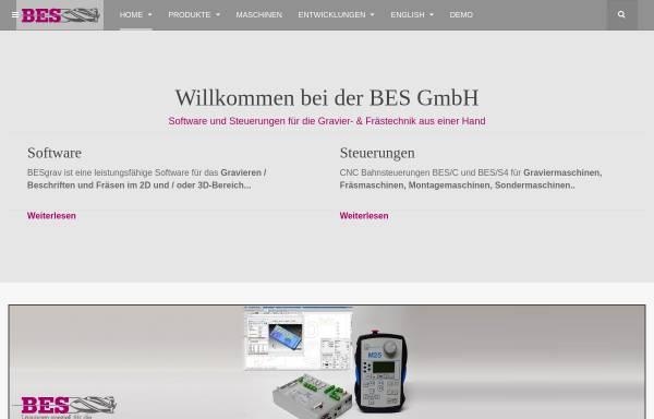Vorschau von www.bes-gmbh.de, BES GmbH
