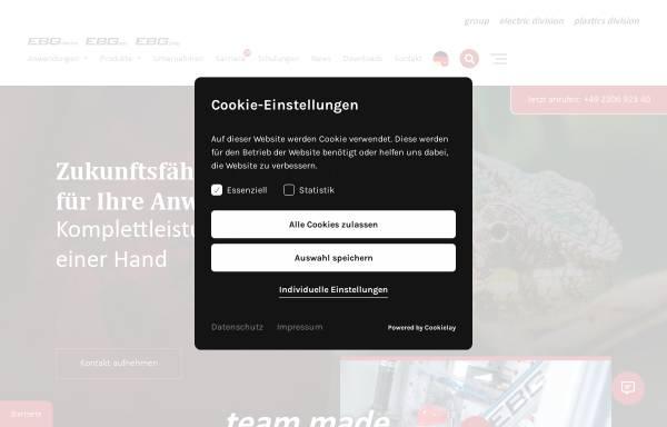 Vorschau von www.eq-schaltanlagen.de, Elektro-Qualitäts-Schaltanlagenbau GmbH