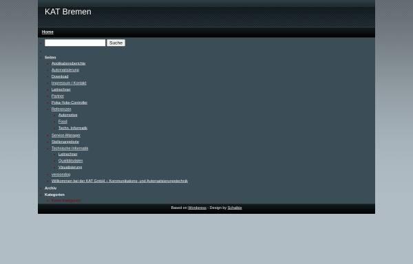 Vorschau von www.kat.de, KAT GmbH