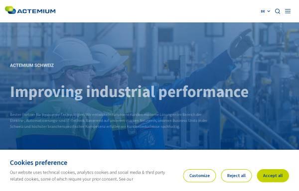 Vorschau von www.leittec.ch, LeitTec AG