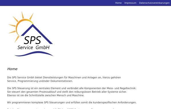 Vorschau von www.sps-sonnenburg.de, Sonnenburg Automatisierungstechnik, Inh. Jürgen Sonnenburg