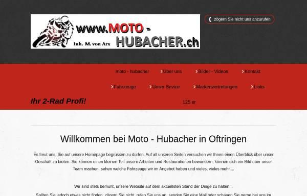 Vorschau von www.moto-hubacher.ch, Honda Hubacher Velos Motos AG