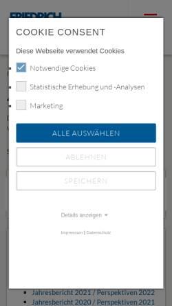 Vorschau der mobilen Webseite www.fes.de, Die Zukunft der Arbeitsgesellschaft - Ein deutsch-amerikanischer transatlantischer Dialog