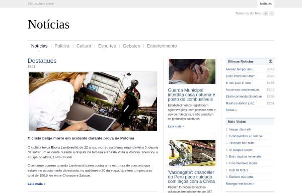 Vorschau von www.rollenblog.de, Rollenblog