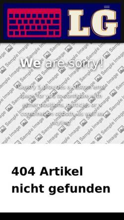 Vorschau der mobilen Webseite freggers-wiki.de, Freggers Wiki