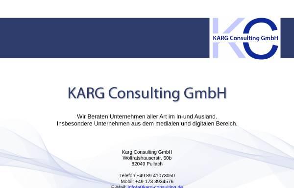 Vorschau von www.andreas-karg.de, Karg, Andreas