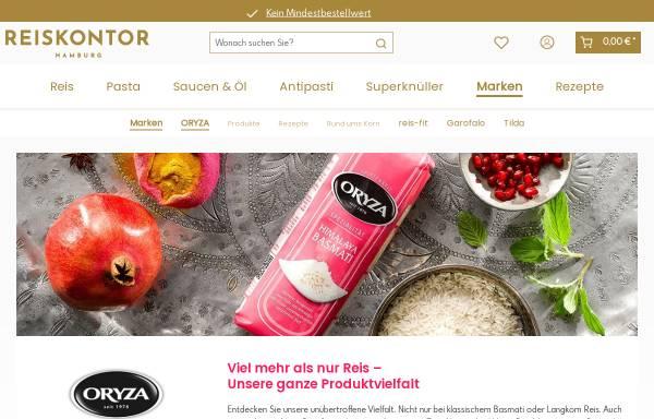 Vorschau von www.euryza.de, Euryza GmbH