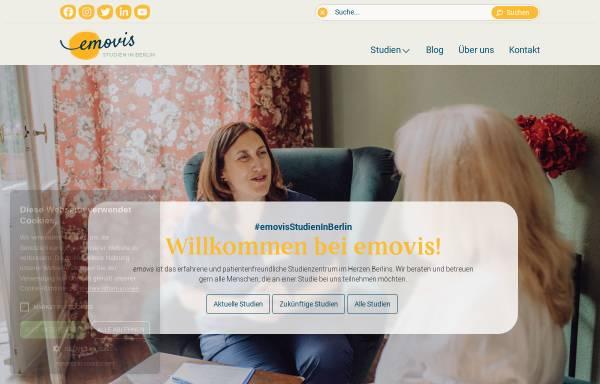 Vorschau von www.studien-in-berlin.de, Emovis GmbH