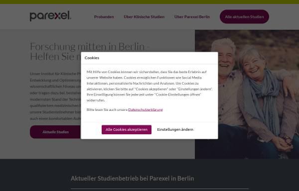 Vorschau von probandsein.de, Probandsein.de