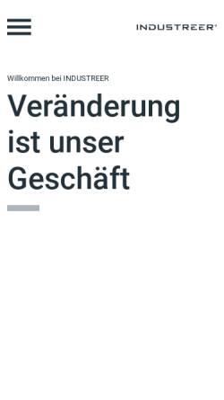 Vorschau der mobilen Webseite www.matec-marketing.de, Matec Service GmbH & Co. KG