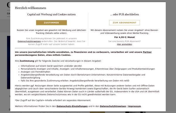 Vorschau von www.capital.de, Capital