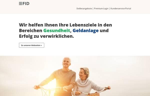 Vorschau von www.investor-verlag.de, Investor Verlag by FID Verlag GmbH