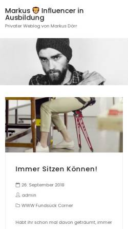 Vorschau der mobilen Webseite www.markusdoerr.de, KFZ-Modell Plastikmodellbau - Markus Dörr